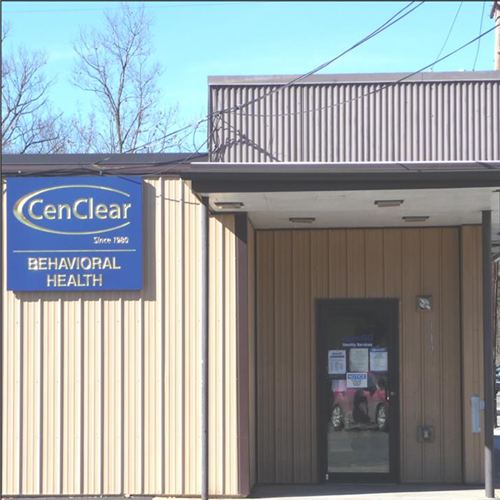 CenClear Punxsutawney mental health and drug and alcohol services Pennsylvania