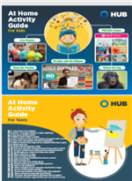Kids Covid Activity sheet