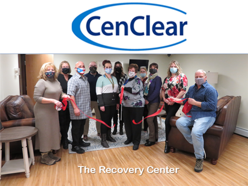The Recovery Center for Addiction opens at CenClear