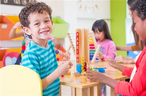 CenClear offers preschool at no cost to families