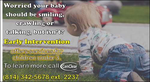 speech services for toddlers early intervention CenClear