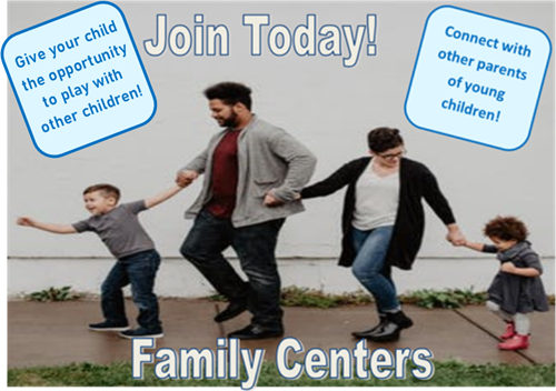 Family Center Clearfield and Centre Counties Parents As Teachers Program CenClear